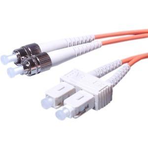 APC Cables 15m FC to SC 50/125 MM Dplx PVC