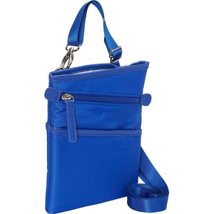 Dallas City Blue Slim Cross Body Bag For 7in Tablet / Mfr. No.: Fwc7bldallas