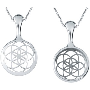 Bloom Necklace Silver / Mfr. No.: Sn1a0