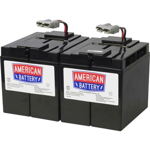 Battery Cartridge Replacement For Abc Ups Units / Mfr. No.: Rbc55