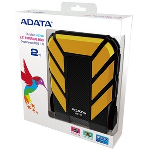 Adata DashDrive Durable HD710 2 TB External Hard Drive
