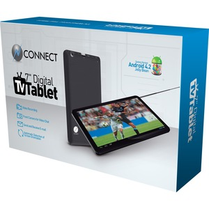 Tv Tablet 7in 8gb Android 4.2 / Mfr. No.: Tbcnt07001c