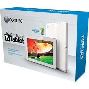 Tv Tablet 10in 8gb Android 4.2 / Mfr. No.: Tbcnt10001b