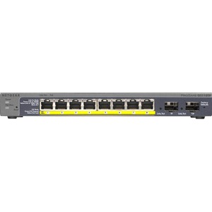 Prosafe 8port Gig Sw Poe Smart / Mfr. Item No.: Gs110tp-200nas
