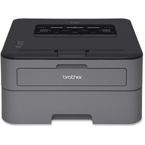 Brother® HLL2320D Monochrome Laser Printer