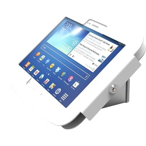 Galaxy 10.1in Flip Stand With Space Enclosure White / Mfr. No.: 540w400gew