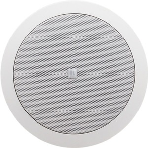 4 CLOSED-BACK 2-WAY CEILING SPEAKERS - W