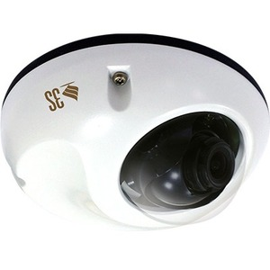 3S 5 Megapixel Network Camera - Color