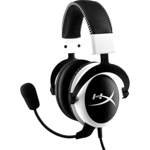 Hyperx Cloud Gaming Headset White / Mfr. No.: Khx-H3clw