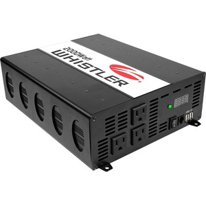 Power Inverter 2000w 3out USB Port High Surge / Mfr. No.: Xp2000i