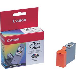 Encre Canon Couleur - 6882A002 - BCI-24C