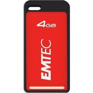 Clé USB Emtec S300 - 4GB  - USB 2.0 - EKMMD4GS300EM