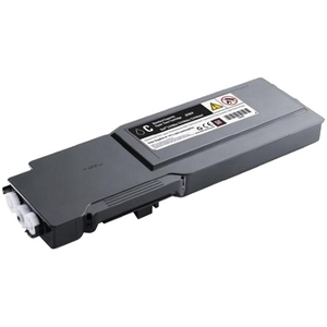 Dell - Cyan - original - cartouche de toner - pour Color Laser Printer C3760dn, C3760n, C3765dnf, - 593-11114