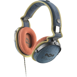 Marley Rise Up Over-Ear Headphones
