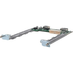 HP MSR 8-Port 10/100/1000BASE-T / 2-port 1000BASE-X (Combo) Switch HMIM Module