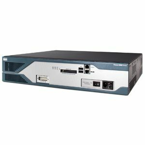 CISCO CISCO2821-AC-IP 2821 Router with Inline Power