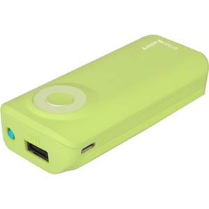 Emergency Battery 5600mah Green USB 2 1 A Port and Light / Mfr. No.: Bat52uf