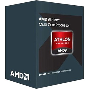 Athlon X4 860k Fm2+ 4mb 95w 4000mhz Black Edition / Mfr. No.: Ad860kxbjabox