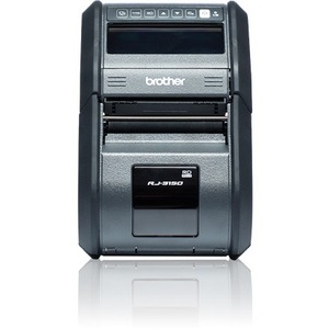 Brother RuggedJet RJ-3150 Direct Thermal Printer - Monochrome - Handheld - Label/Receipt Print