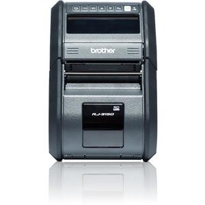 Brother RuggedJet RJ-3150 Direct Thermal Printer - Monochrome - Handheld - Label/Receipt Print