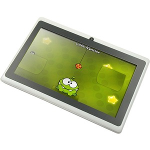 Zeepad 7drk-Rock 7in 1gb/8gb Android 4.2 Bluetooth Dc White / Mfr. No.: 7drk-Rock-White