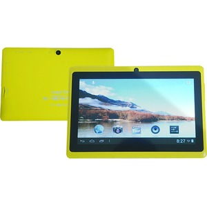 Zeepad 7drk-Rock 7in 1gb/8gb Android 4.2 Bluetooth Dc Yellow / Mfr. No.: 7drk-Rock-Yellow