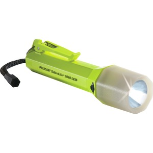 2010 Sabrelite Photoluminescent Flashlight 109 Lumens Yellow / Mfr. No.: 2010-016-247