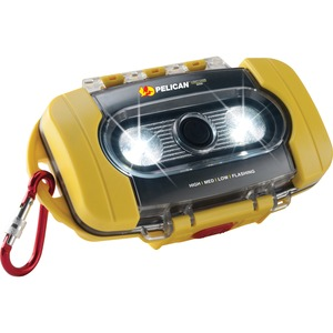 Pro Gear 9000 LED Light And Case In One Yellow / Mfr. No.: 090000-0100-245