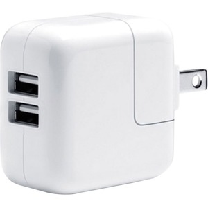 Dual Usb Wall Charger 2.1a/12w Comprehensive Connectivity / Mfr. no.: CPWR-AU02