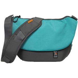 Large Tech Messenger Teal Fits 11in Tablet and Dslr / Mfr. No.: Ac580t