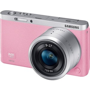 Nx Mini Pink With Two Lens And Lens Case / Mfr. No.: Ev-Nxf1zzb4qus