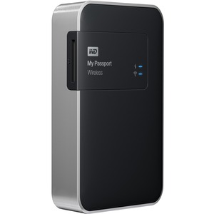 2tb My Passport Wireless Wi-Fi USB 3.0 256mb Mobile Storage / Mfr. No.: Wdbdaf0020bbk-Nesn
