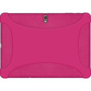 Silicone Skin Hot Pink Jelly Case For Samsung Galaxy Tab S 1 / Mfr. No.: Amz97218