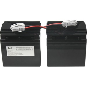 Rbc55 Replacement Ups Battery Apc Dla2200 Sua2200 Sua2200xl / Mfr. No.: Rbc55-Sla55-Bti