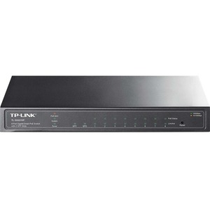 8port 10/100/1000 Gigabit Smart Poe Switch / Mfr. No.: Tl-Sg2210p