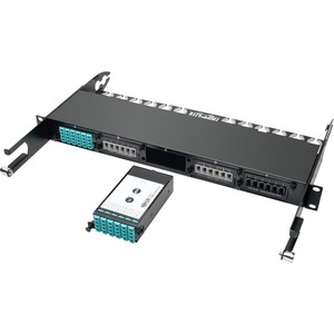 100gb/120gb To 10gb Breakout Cassette 24fiber Mtp/Mpo To X12 / Mfr. No.: N482-1m24-Lc12