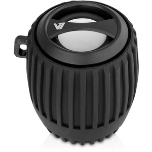 Bluetooth Water Resistant Speaker Wireless 30ft USB Charge W/ Mic 3w Rms-Black / Mfr. No.: Sp5100-Bluetooth-Black-1nc