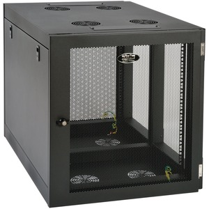 12u Wall Mount Rack Enclosure Cabinet Side Mount Wallmount / Mfr. No.: Srw12uhd