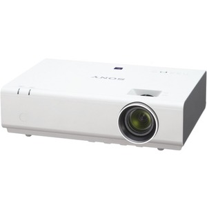 Sony 3,800 Lumens XGA Portable Projector with Wireless Connectivity