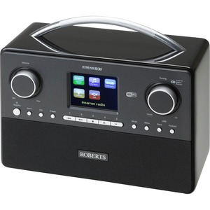 Roberts Radio STREAM 93i DAB/DAB+/FM/WiFi Internet Radio with Media Streaming