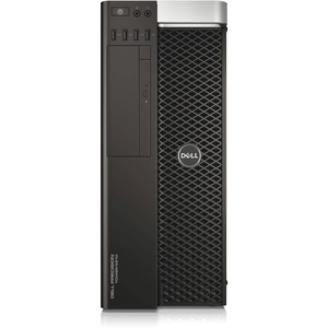 Precision Tower 5810 E5-1620v3 16gb 1tb DVDrw W7p Nvidia K2200 / Mfr. No.: 462-8700