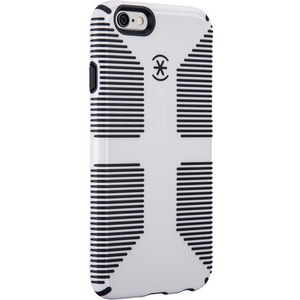 Candyshell Grip White/Black For IPhone 6 / Mfr. No.: Spk-A3051