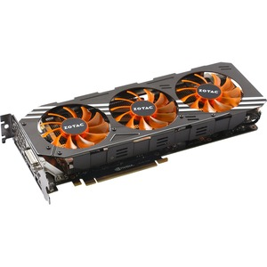 Geforce Gtx 980 Amp PCI Express 3.0 X16 4gb / Mfr. No.: Zt-90204-10p
