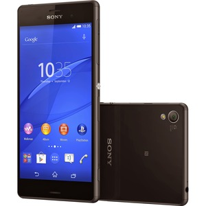 Sony Mobile Xperia Z3 Compact Smartphone