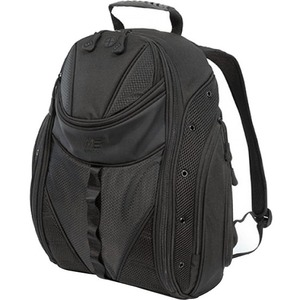 Express Backpack 2.0 Black 16in PC 17in Mac / Mfr. No.: Mebpe12