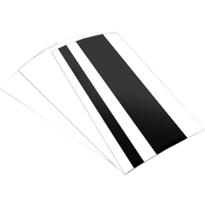 Ambir Bulk Scanner Calibration Sheets - 25 Pack