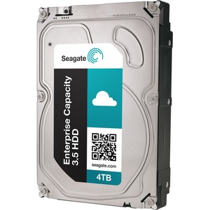 4tb Ent Cap 3.5 HDD Sas 7200 RPM 128mb 3.5in / Mfr. No.: St4000nm0134