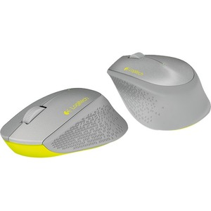 Wireless Mouse M320 Silver / Mfr. Item No.: 910-004352