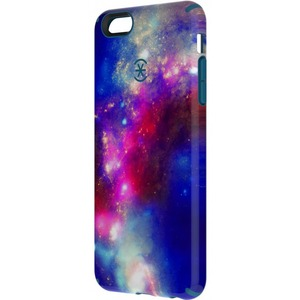 Candyshell Inked Plus Supernova Red/Blue For Apple IPhone 6 / Mfr. No.: Spk-A3187