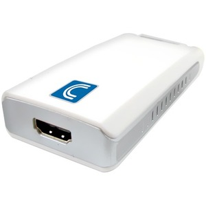 USB2.0 To HDMI W/Audio Converter 1080p 2 Yr Warranty / Mfr. No.: USB2-HdgAA